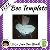 Bee Template FREE