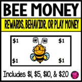 Dramatic Play Rewards and Behavior BEES Money