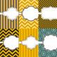 Bee Theme Binder Covers 1