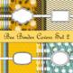 Bee Theme Binder Covers Bundle