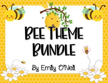Bee Theme Bundle