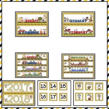 Bee Theme Classroom Decor Bundle