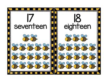 Bee Theme Classroom Decor MEGA Bundle (editable)
