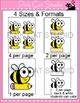 Bee Theme Classroom Decor - Name Tags & Labels