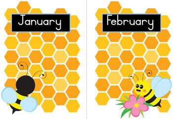 Bee Theme Classroom Resources