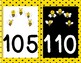 Bee Theme Counting by 5's and 10's
