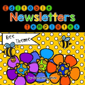 Editable Newsletter Templates - Bee Theme