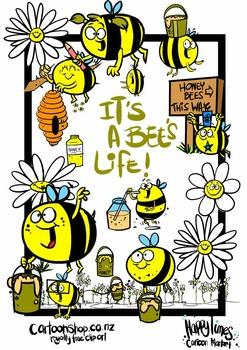 Bee Theme Pack [Happy Times Cartoon Market]
