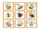 Bee Theme Partner Cards