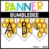 Bee Themed Banner