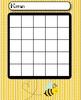 Bee Themed Behavior/Homework Incentive Charts