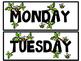 Bee-Themed Calendar Cards