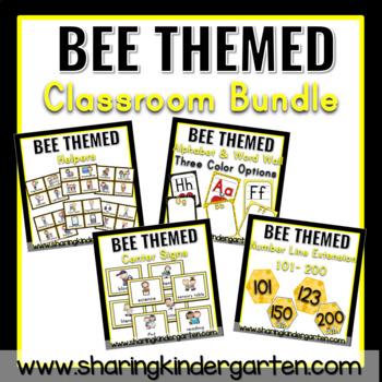 Bee Themed Classroom