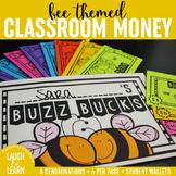 Bee Classroom Money {Buzz Bucks}