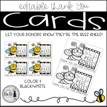 Back to School Bee Themed Classroom Wish List {Editable}