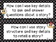 Bee Themed ELA and Math Common Core Essential Questions fo