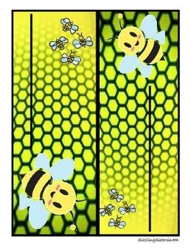 Bee-Themed Folder