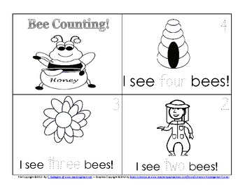 #sbdollardeal Bee Themed Learning Games, Math, Reading, and Craft Activities