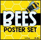 Bee Themed Posters
