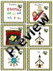 Back to School Bee Themed Visual Timetable Display