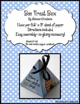 Bee Treat Box