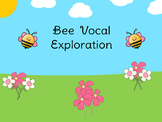 Bee Vocal Exploration