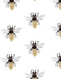 Bee Wallpaper/Digital Background