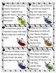 Bee Word Problem Task Cards using 2-Digit Addition and Sub