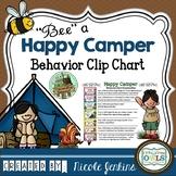 """""""Bee"""" a Happy Camper Behavior Clip Chart"""