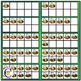 Bee and Ladybug Ten Frames Clip Art  CM