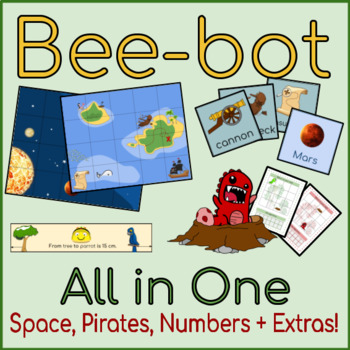 Bee-bot Complete Beginners All in One Bundle