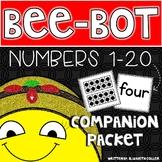 Bee-bot - Numbers 1-20