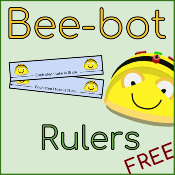 Bee-bot Rulers