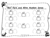 """""""Bee""""-fore and After Number sense"""