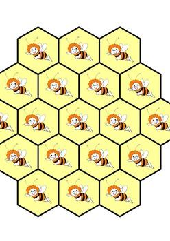 Bee hive bulletin board