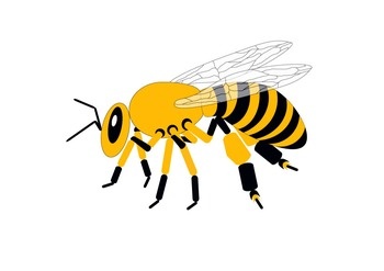 Bee image/ graphic