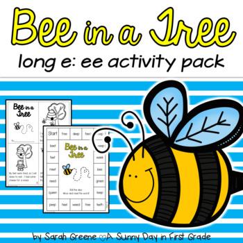 Bee in a Tree {long e: ee}