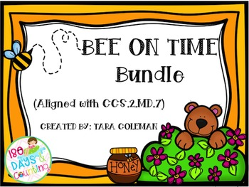 Bee on Time Bundle (telling time)