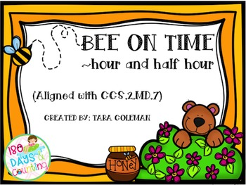 Bee on Time (hour & half hour)
