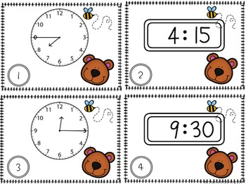 Bee on Time (quarter hour)