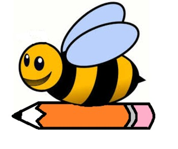 Bee's (editable) - Student's names and welcome sign