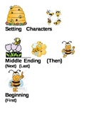 Bee themed story elements