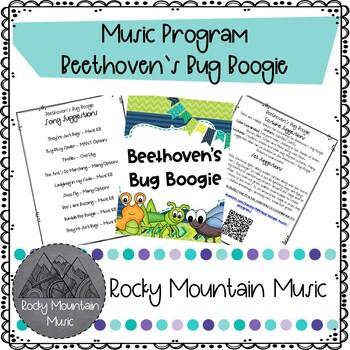 Bee-thoven's Bug Boogie Music Program