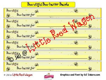 Bee-utiful Bee-havior Bands