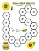 Bee-utiful R-blends picture-sort game