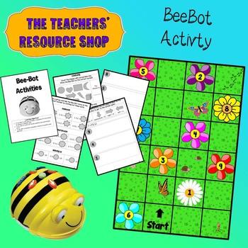 BeeBot Activity and Mat