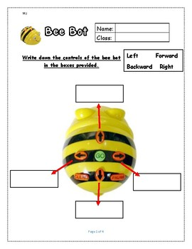 BeeBot - Assessment
