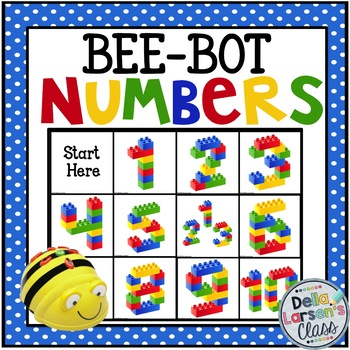 BeeBot Build A Number