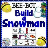 BeeBot Build A Snowman