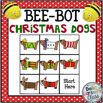 BeeBot Christmas Dogs